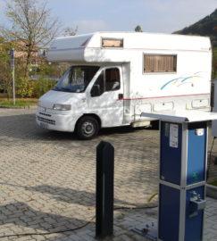 Wohnmobilstellplatz Glan-Münchweiler