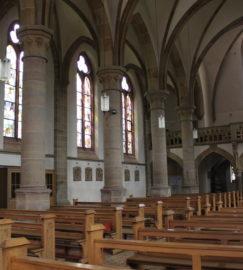 Katholische Stadtkirche Kusel