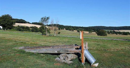 Fußball & Bauernhofgolf